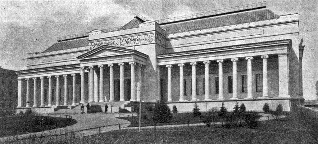На фото: БЕСЦЕННЫЕ СОКРОВИЩА. Государственному музею изобразительных искусств имени А. С. Пушкина исполняется 100 лет, автор: admin