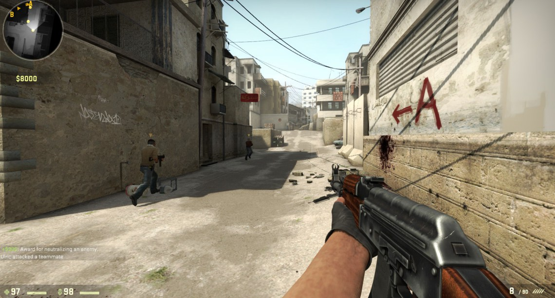 На фото: © Как создавался Counter Strike?, автор: admin