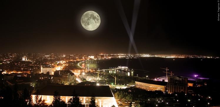 На фото: История игорного бизнеса в Азербайджане. Как энергетический кризис чуть не закрыл все казино Баку (1997-й г.), автор: admin