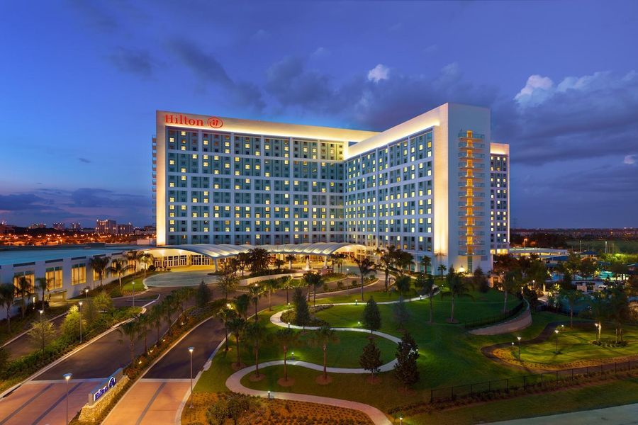 На фото: Hilton: гостиница или казино? (пример успешного разделения бизнеса), автор: admin