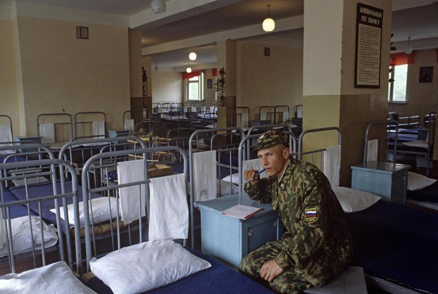 На фото: Военное образование в РФ. ДОМА И СТЕНЫ ПОМОГАЮТ (авторская заметка), автор: Basmach