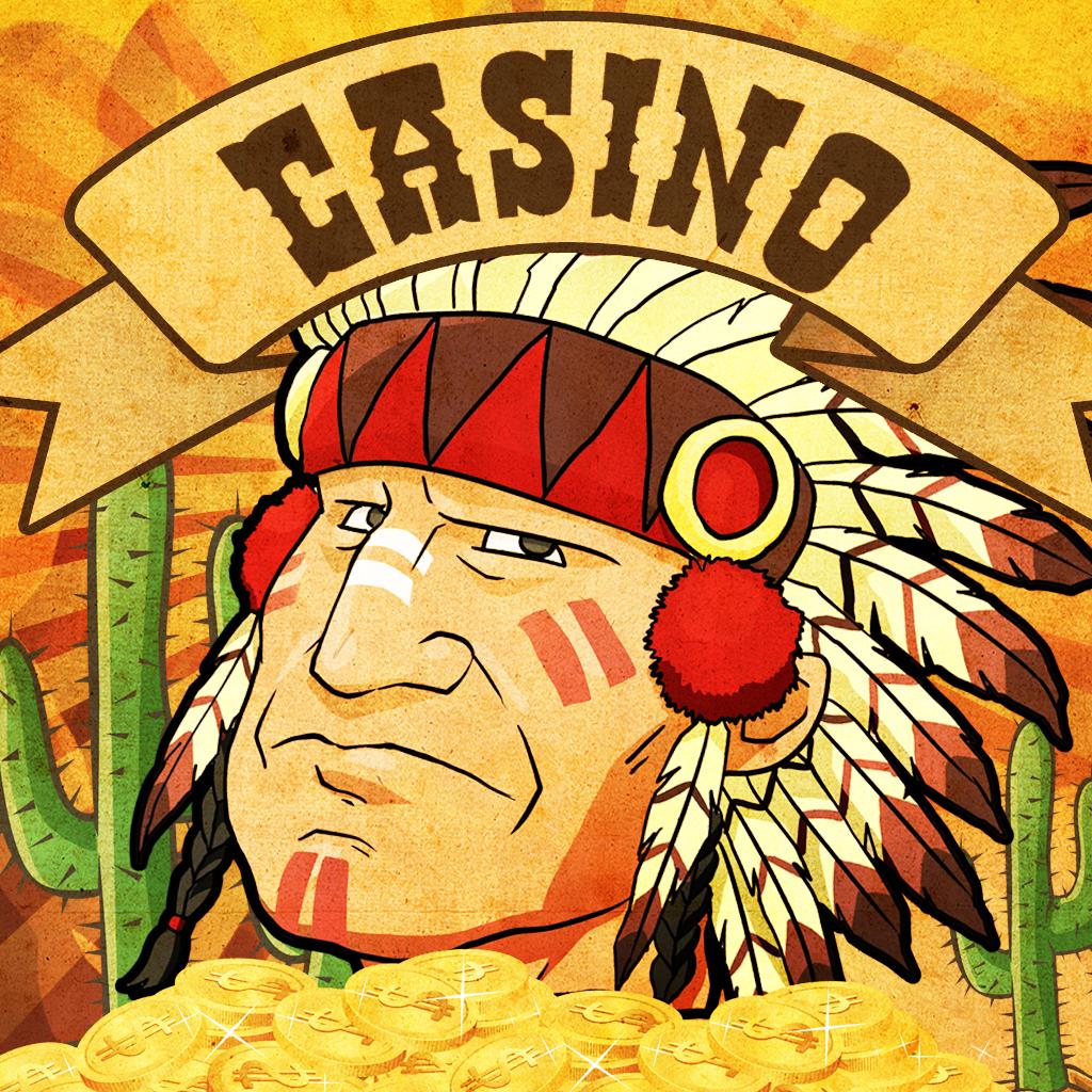 На фото: Индейское казино - прибыльное дело, автор: admin