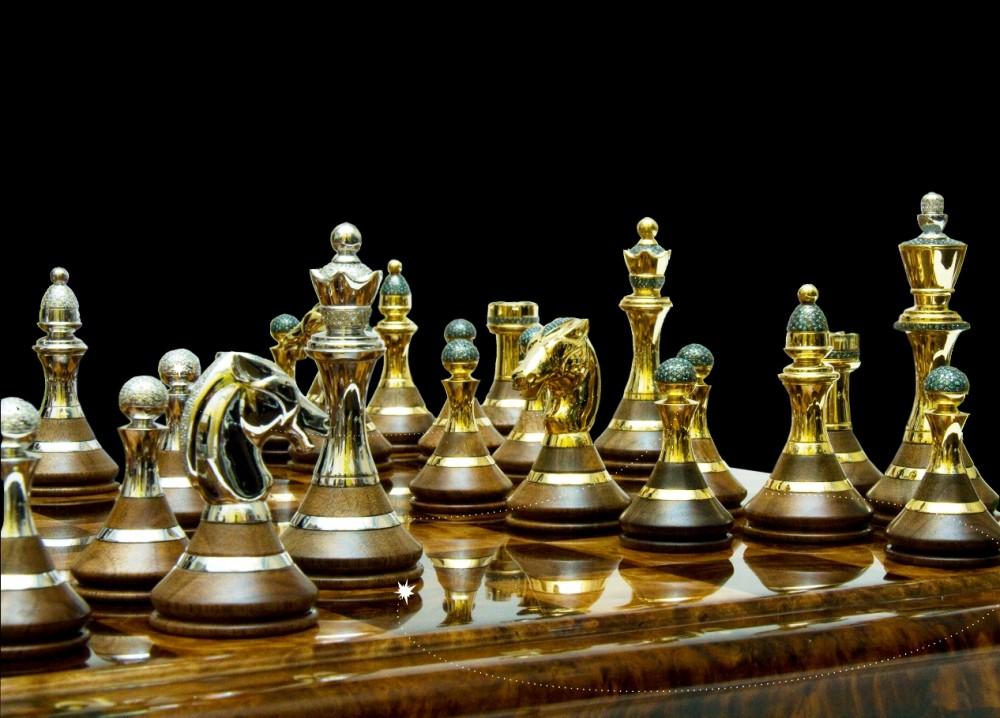 На фото: © Лас-Вегас, столица казино в США, не признал шахматы (авторский репортаж), автор: admin