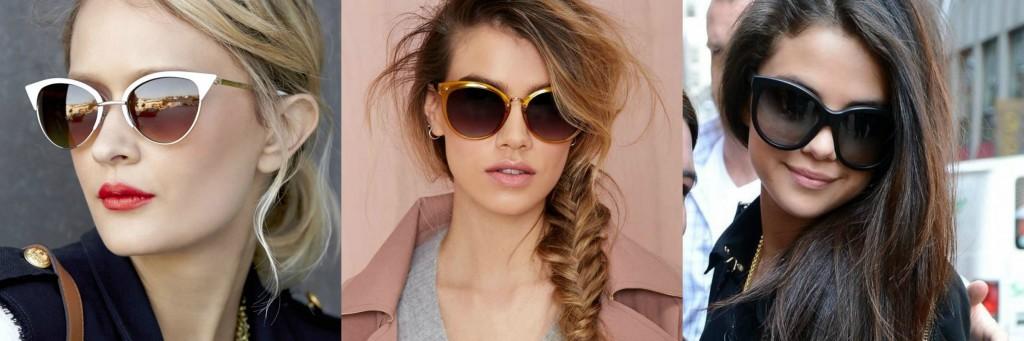 Про солнцезащитные очки