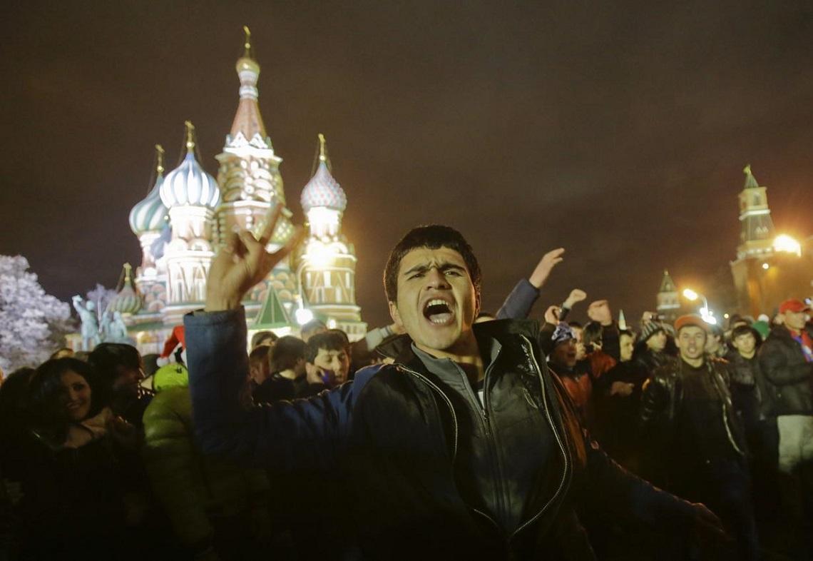 На фото: Ниндзя московских улиц (авторский репортаж), автор: admin