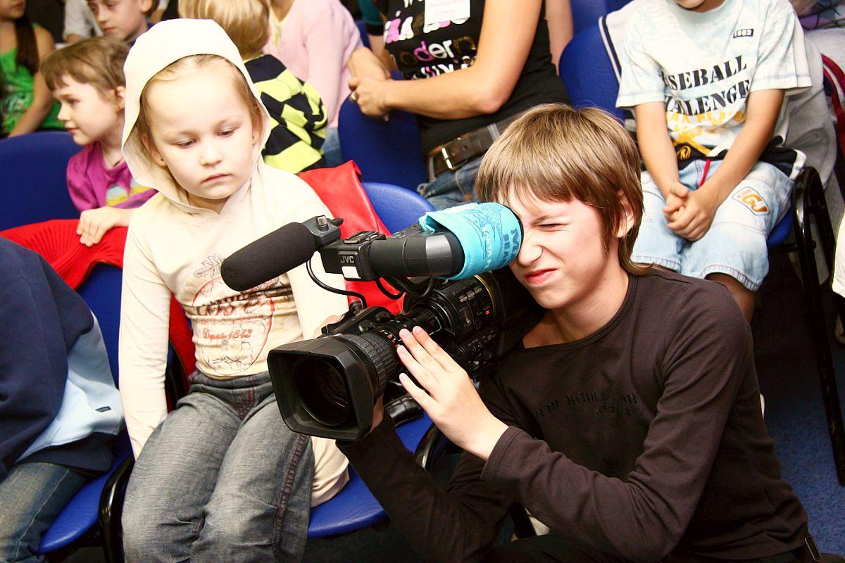 На фото: Праздник взрослого кино? Записки с VI Международного детского кинофестиваля