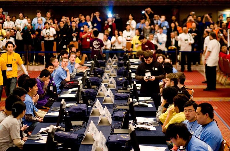 На фото: Всемирный чемпионат по программированию 2016 (отчет о событии), автор: admin