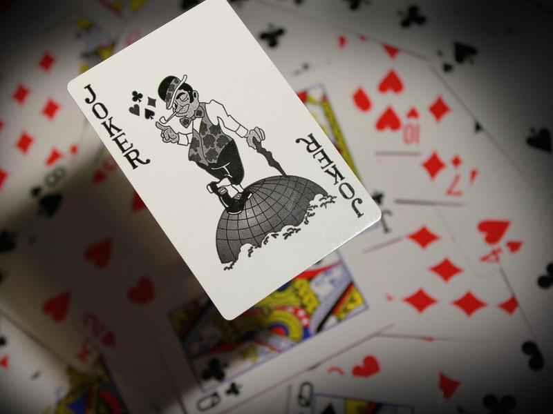 """На фото: © Секреты карточных игр. Преферанс: """"Взятку снесть - без взятки сесть"""" (личный опыт), автор: Komissarov"""