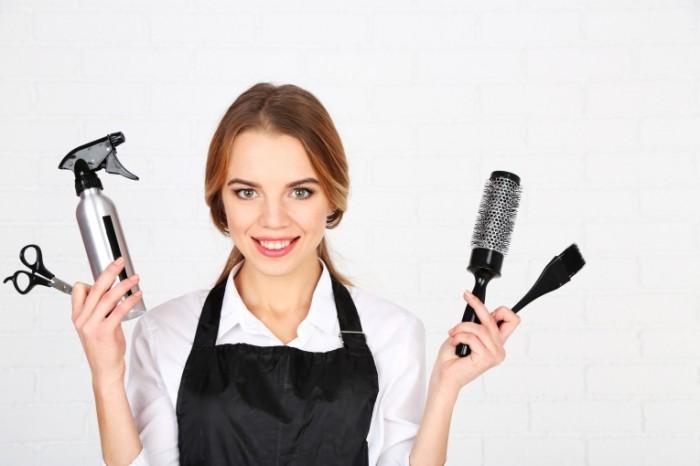 На фото: Репортаж с московского конкурса парикмахеров и косметологов, автор: Poletaeva