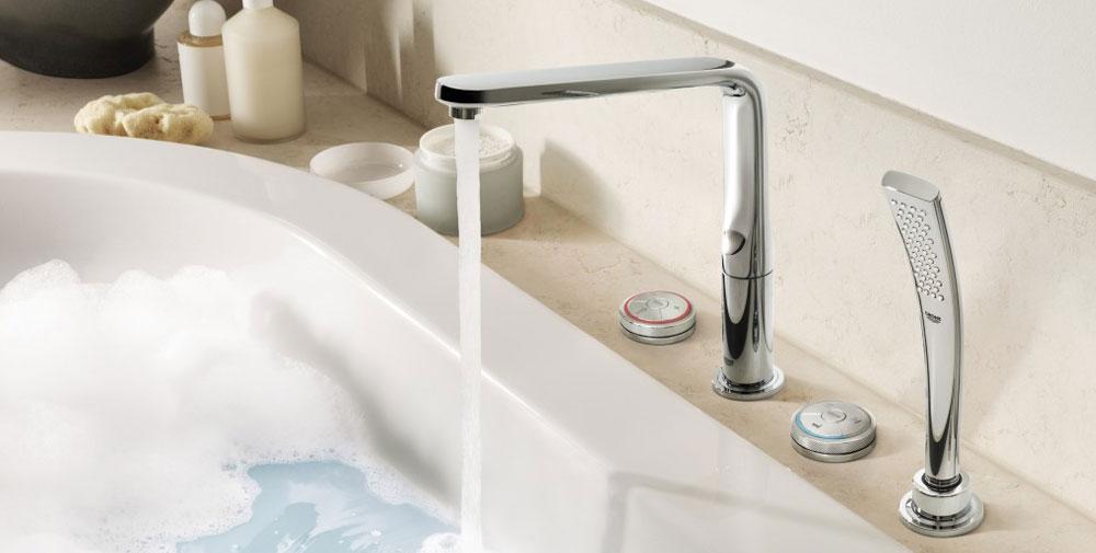 На фото: Как заменить смеситель в ванной? (инструкция), автор: Poletaeva