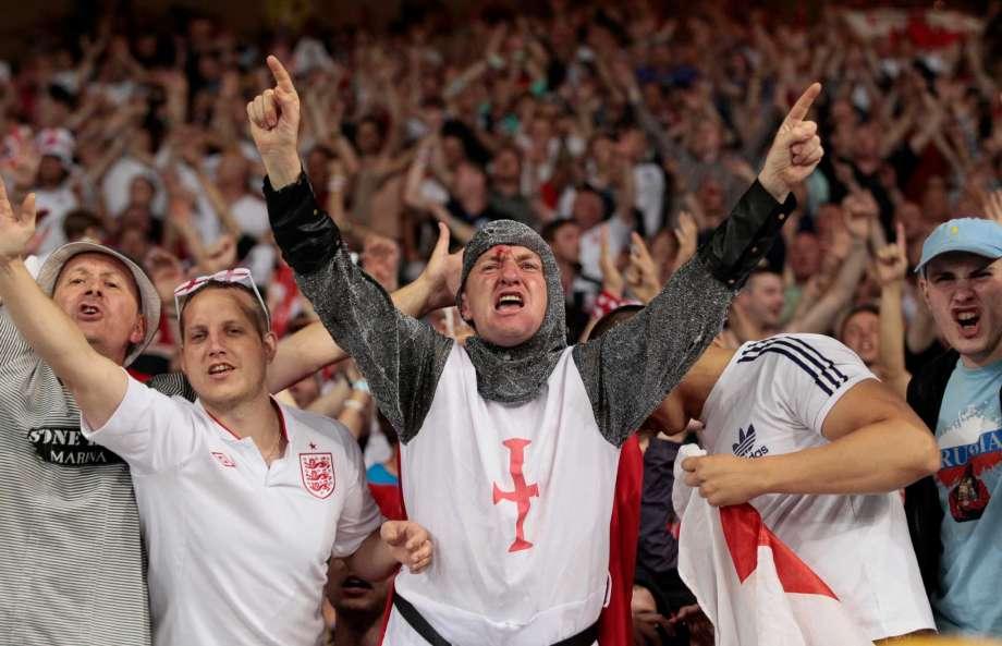 На фото: На британский флаг. Три причины английской гордости великороссов (фельетон), автор: Poletaeva