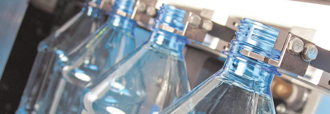 На фото: Какое оборудование требуется для производства ПЭТ бутылок?, автор: Komissarov