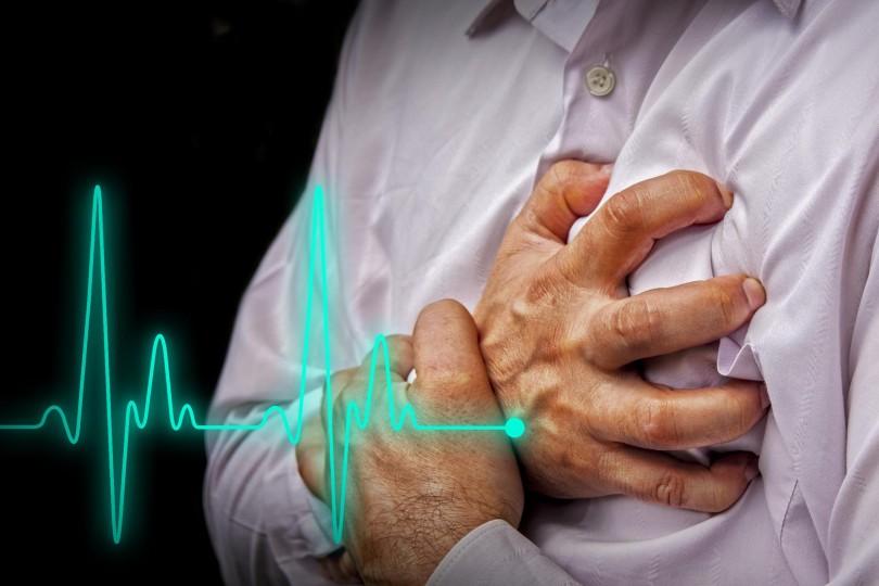 На фото: Факторы риска развития инфаркта, автор: Komissarov