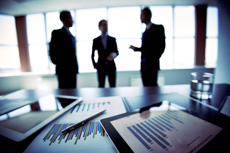 На фото: Автоматизация обработки информации в торговой деятельности, автор: Levoshenko