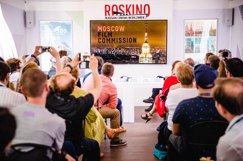 На фото: Российский кинорынок: сложности развития. Проекты наподобие