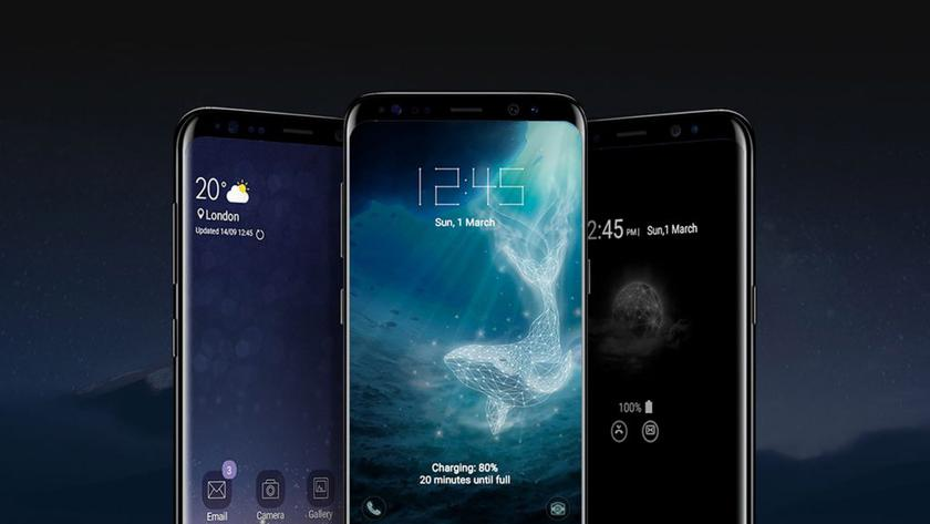 На фото: How to unlock Samsung Galaxy S9, автор: admin