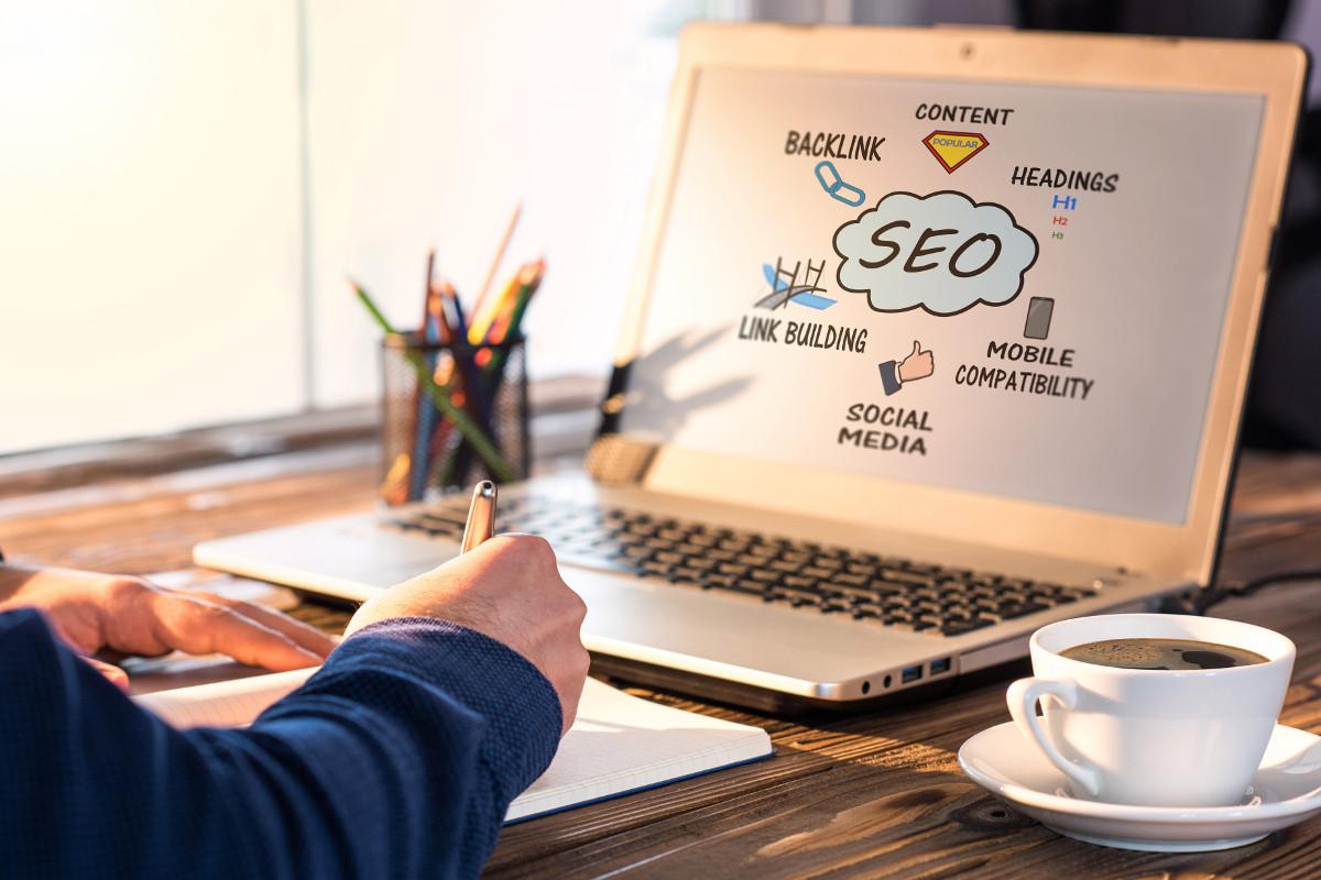 На фото: Продвижение сайтов: 6 трендов 2020-2021 года, автор: admin