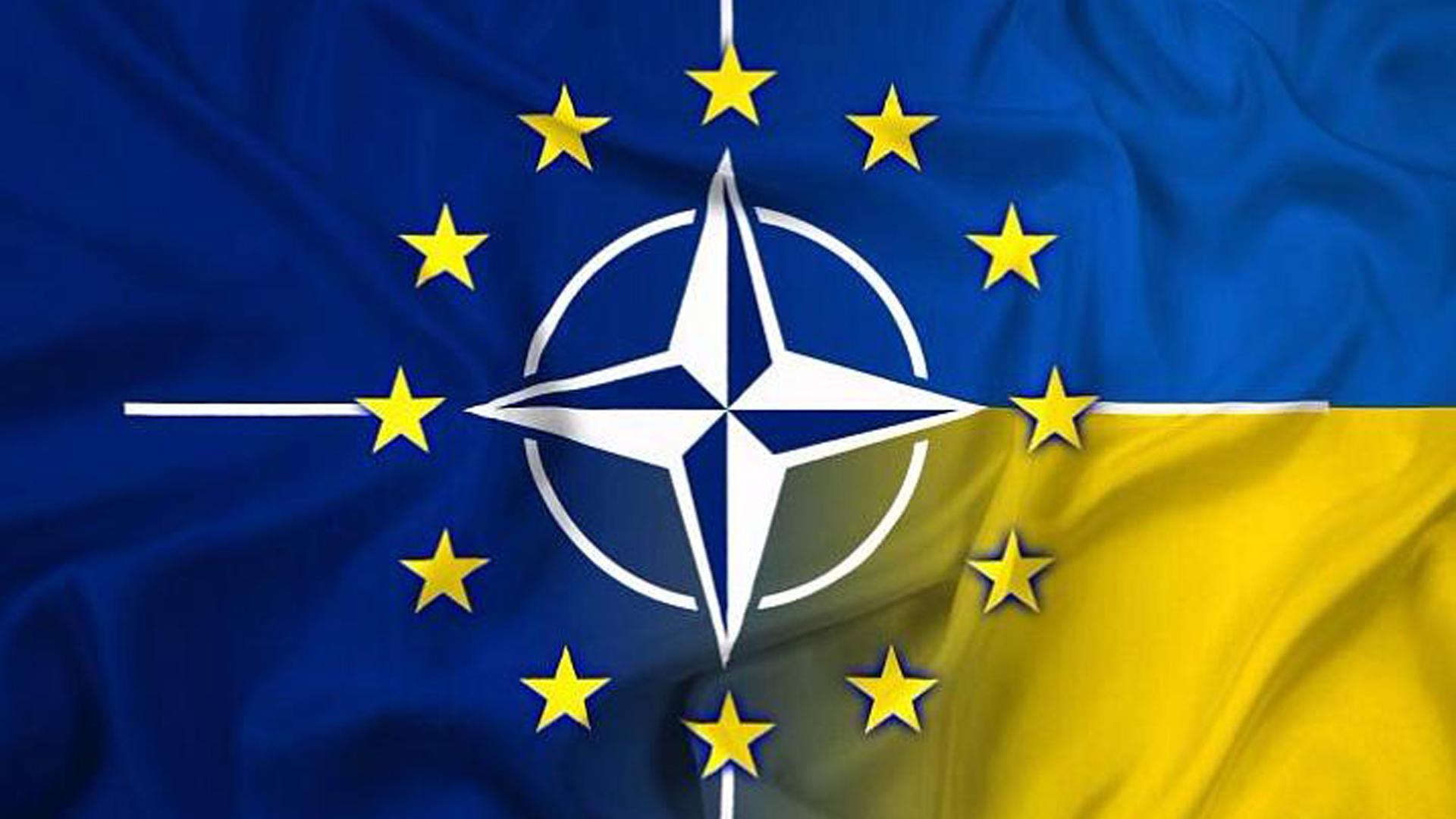 На фото: Украине запретили путь в ЕС и НАТО, автор: VTimoschuk