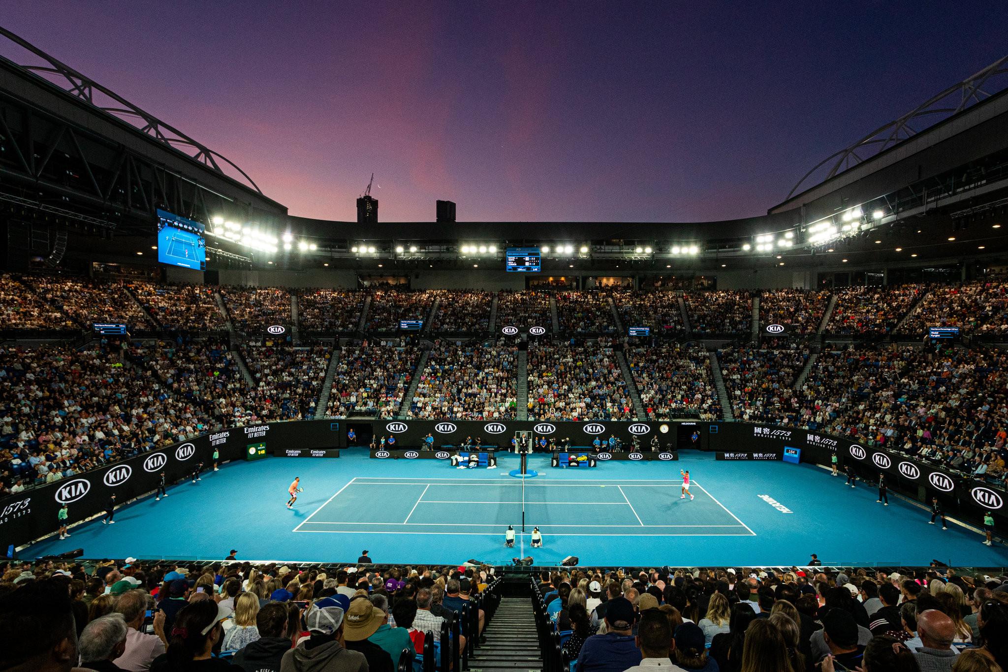 На фото: Открытый чемпионат Австралии по теннису 2021: как делать ставки?, автор: admin
