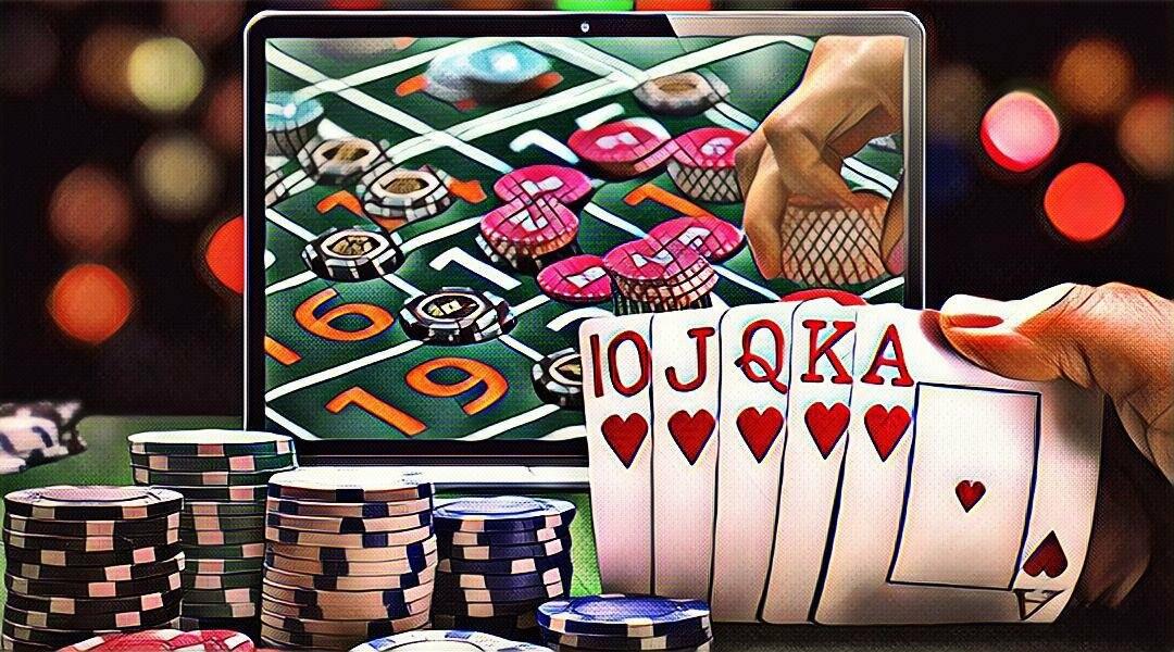 На фото: «Страсти по флеш-роялю» или покер в онлайн казино, автор: admin