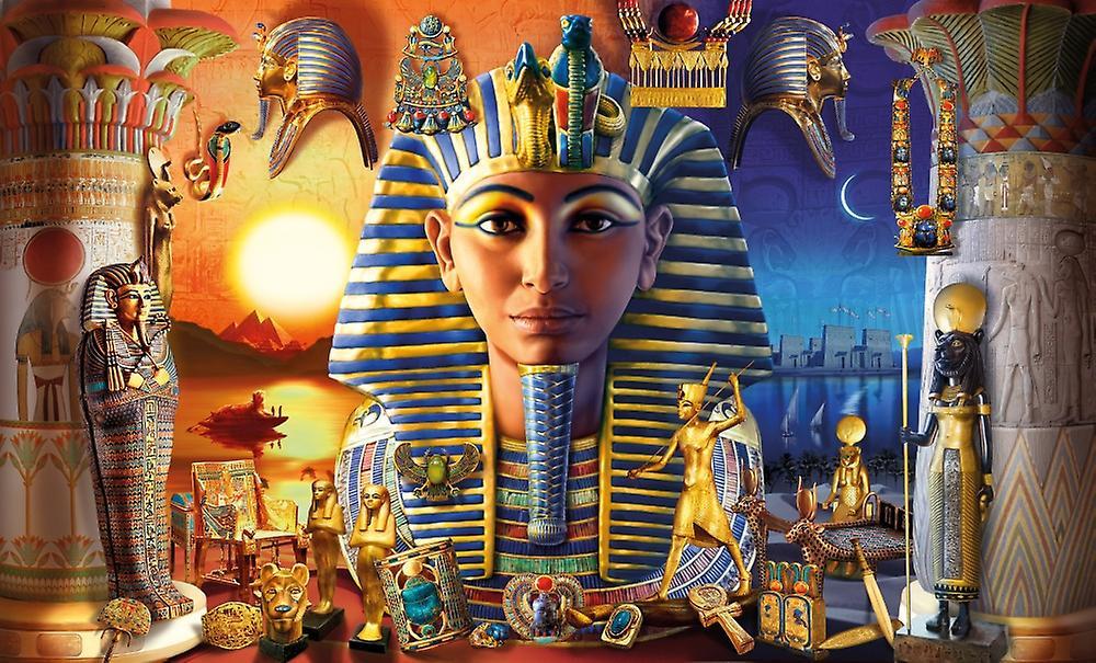 """На фото: Жизнь во время ковида. Тестируем слот """"Сокровища пирамиды"""" от Джой казино, автор: admin"""
