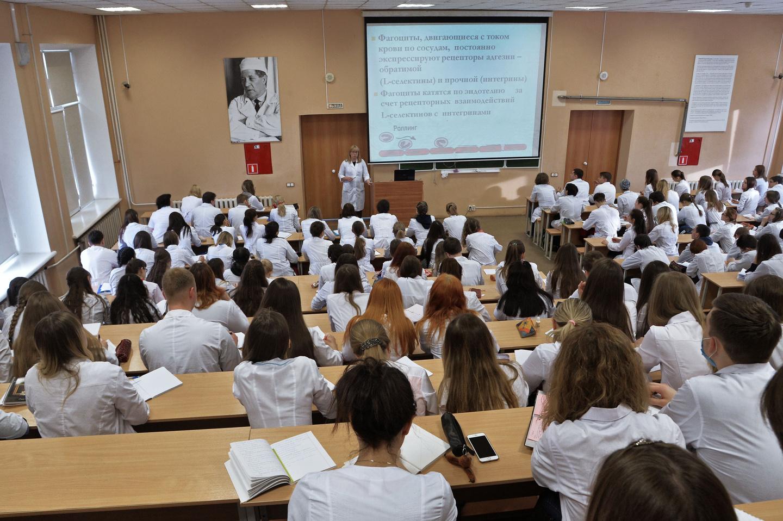 На фото: Онлайн образование - прогресс в обучении будущих медиков (на примере СГМУ, Россия), автор: admin