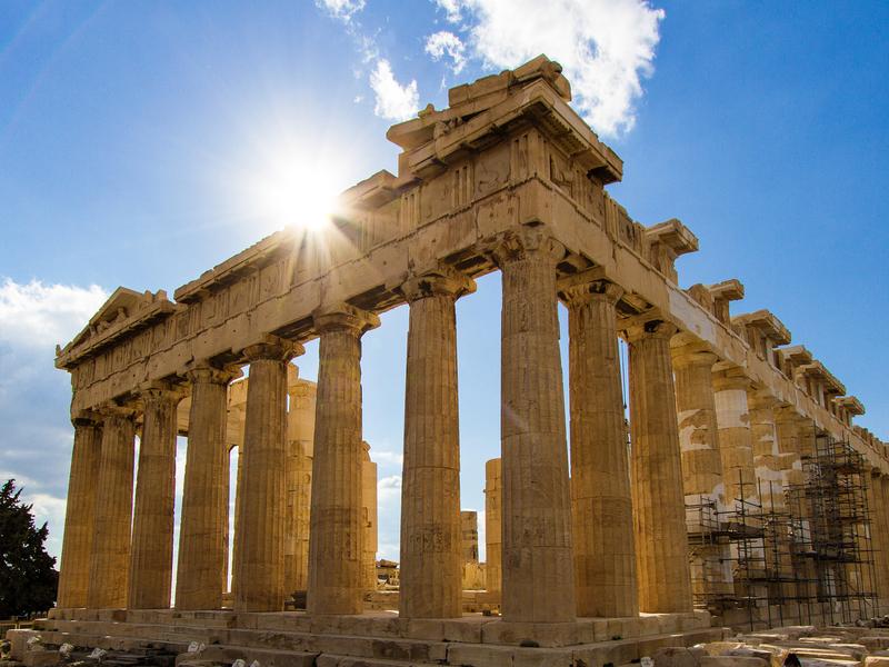 На фото: Афинские холмы и море: день в столице Греции (авторский обзор путешествия), автор: admin