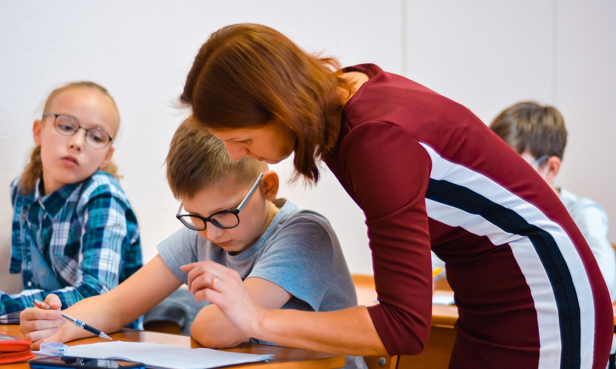 На фото: Тьюторство как форма педагогического сопровождения движения ученика по индивидуальной образовательной траектории, автор: admin