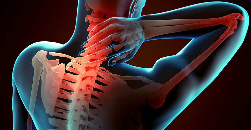 На фото: Остеохондроз: виды заболевания, причины, симптоматика, лечение и опасные осложнения, автор: admin
