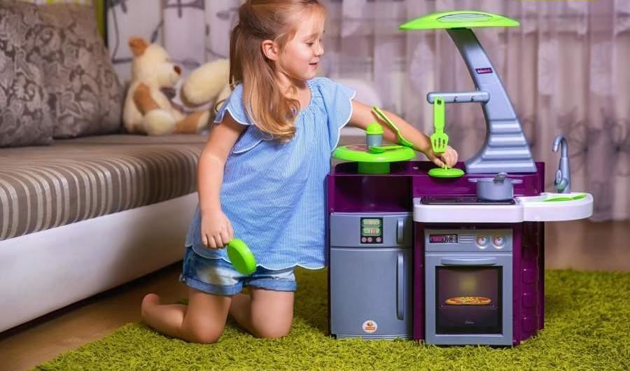 На фото: Ассортимент детских кухонь ТМ «Полесье» серии «Кармен», автор: admin