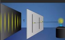 На фото: Коллапс волновой функции закономерен, автор: tverd4