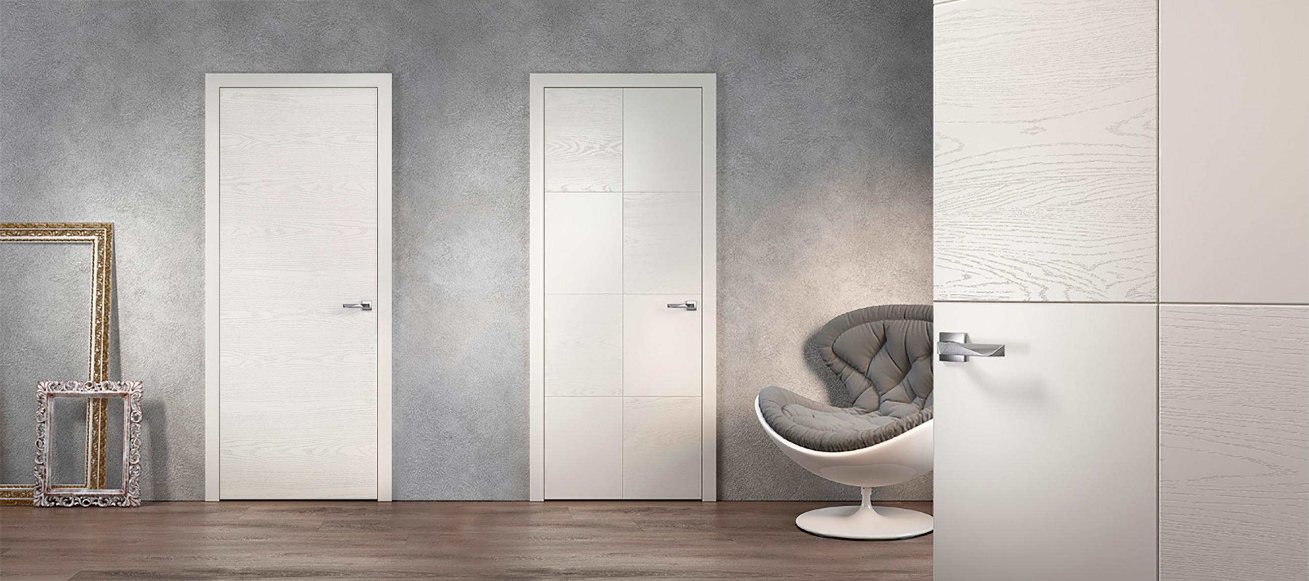 На фото: Особенности щитовых межкомнатных дверей, автор: admin