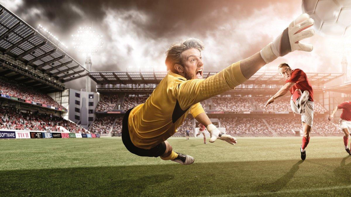 На фото: Elslotswin предлагает поиграть в виртуальный футбол. Почему бы и нет во время пандемии?, автор: admin