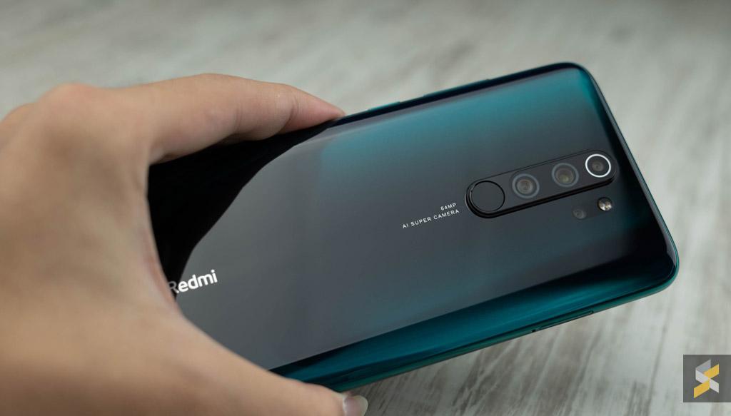 На фото: Redmi Note 8 Pro: обзор смартфона с уникальными функциями, автор: admin